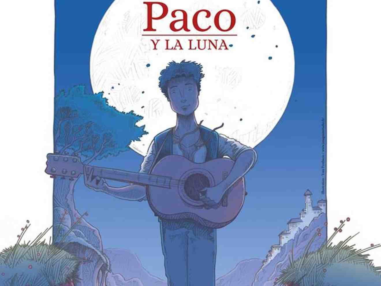 conte flamenco pour enfants
